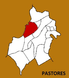 MAPA MUNICIPIO DE PASTORES, SACATEPEQUEZ