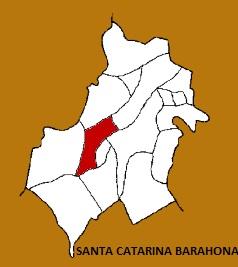MAPA MUNICIPIO SANTA CATARINA BARAHONA