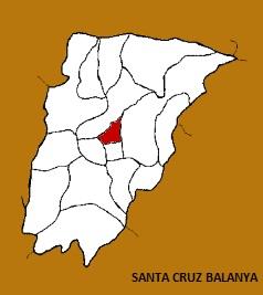 MUNICIPIO DE SANTA CRUZ BALANYA