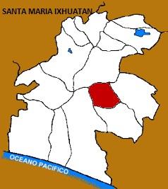 MUNICIPIO DE SANTA MARIA IXHUATAN