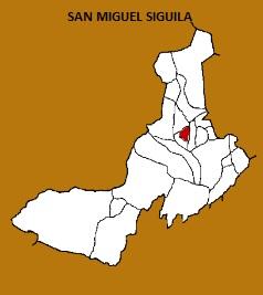 MUNICIPIO DE SAN MIGUEL SIGUILA