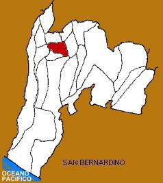 MUNICIPIO DE SAN  BERNARDINO