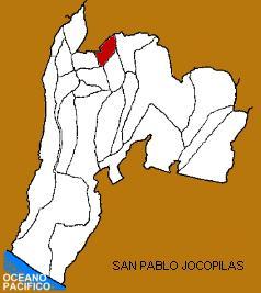 MUNICIPIO DE SAN PABLO JOCOPILAS