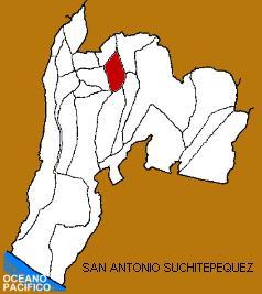 MUNICIPIO DE SAN ANTONIO SUCHITEPEQUEZ