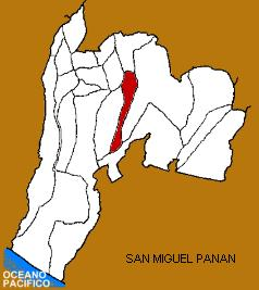 MUNICIPIO DE SAN MIGUEL PANAN