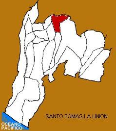 MUNICIPIO DE SANTO TOMAS LA UNION