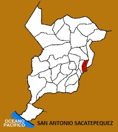 MUNICIPIO DE SAN ANTONIO SACATEPEQUEZ