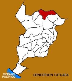 MUNICIPIO DE CONCECION TUTUAPA