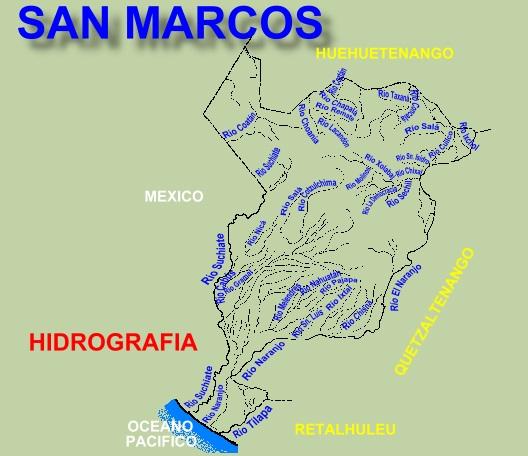 RIOS DE SAN MARCOS