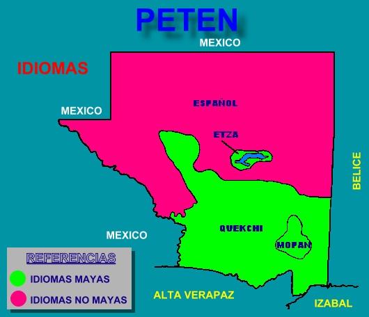 IDOMAS PETEN