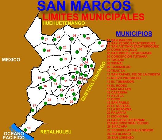 LIMITES SAN MARCOS